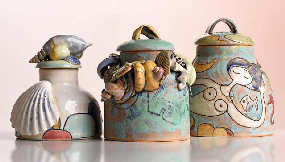 Have fun pottery ceramic art