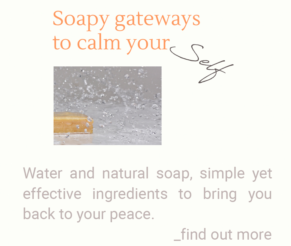 Handmade triple milled organic natural bath bars and soaps from Auroville