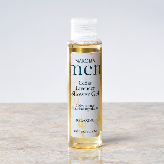 Men's Shower Gel - Cedar Lavender