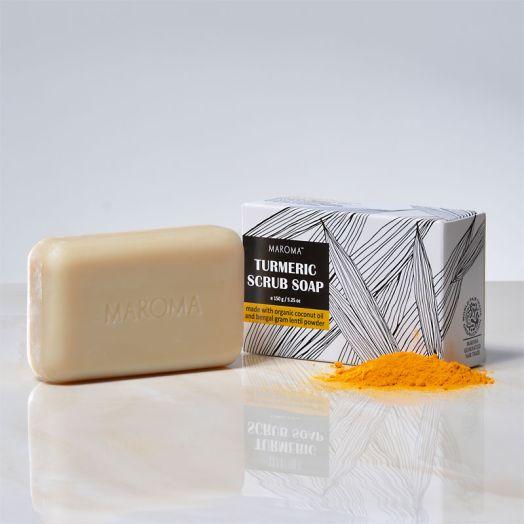 Turmeric Scrub Soap