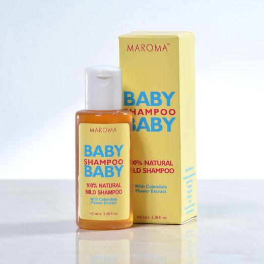 Maroma Baby Shampoo
