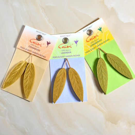 Colibri Garden Leaf Incense
