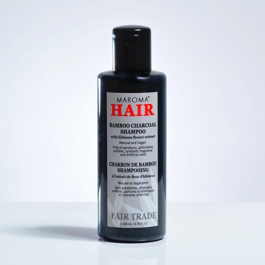 Bamboo Charcoal Shampoo