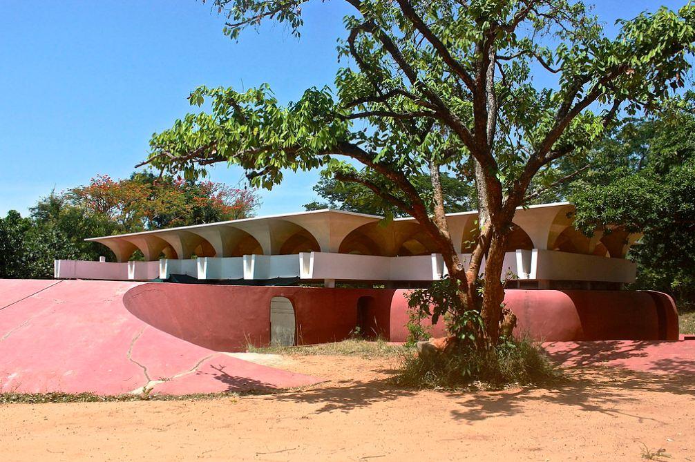 Architecture in Auroville