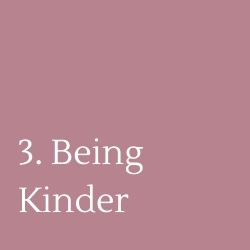 Being Kinder With Yourself