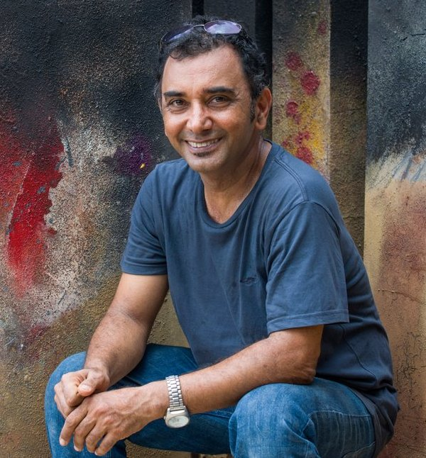 Artists of Auroville: Adil Writer