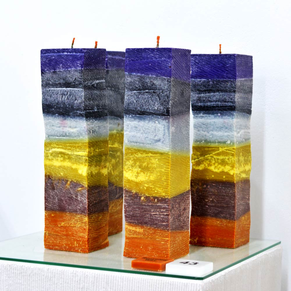 Candle Exhibition - Maroma