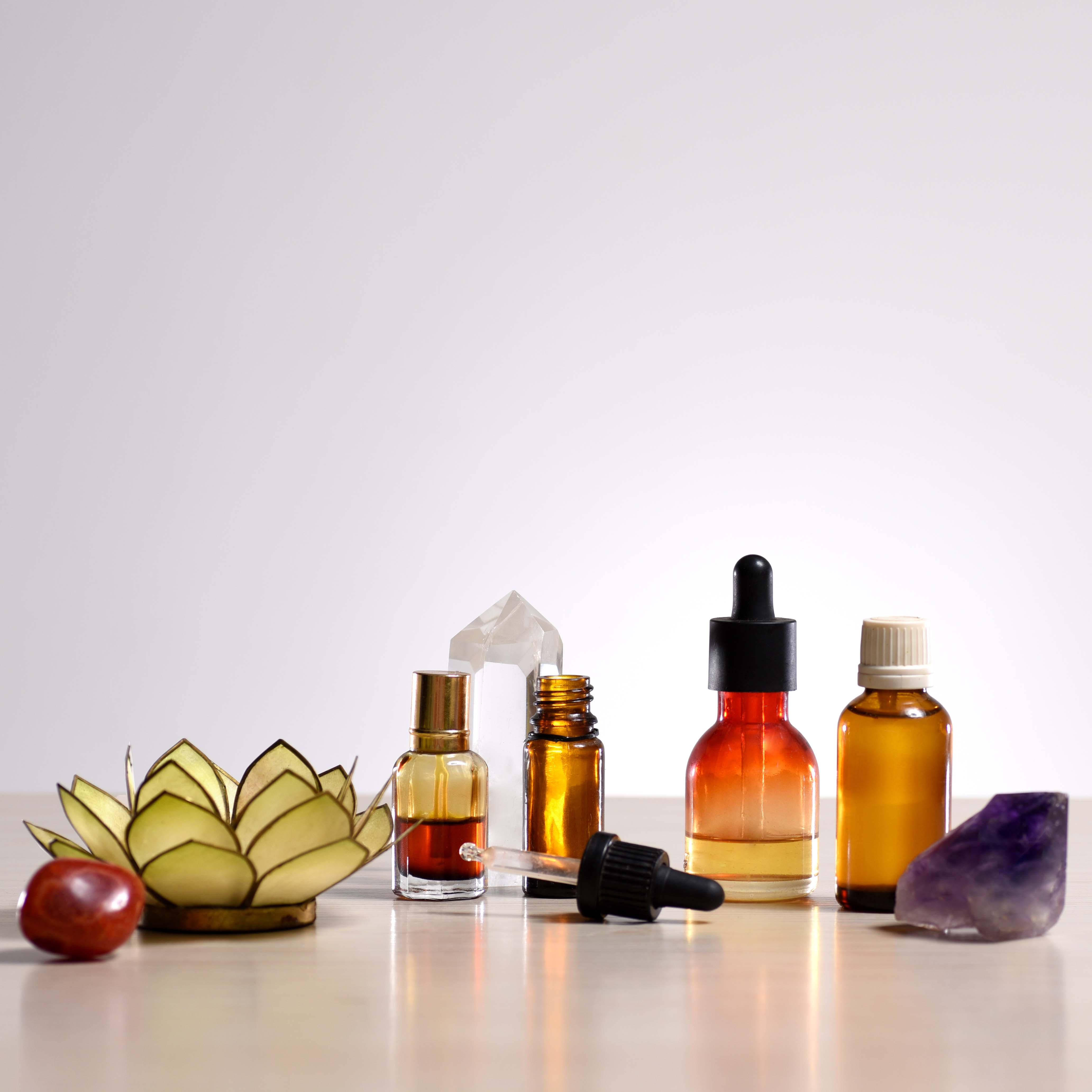 Natural Essential Oils - How to Use Them