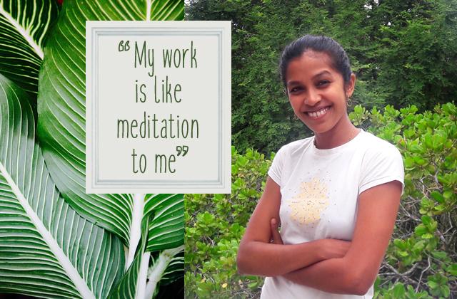 Meet Auroville: Kiran the founder of Dream Studio