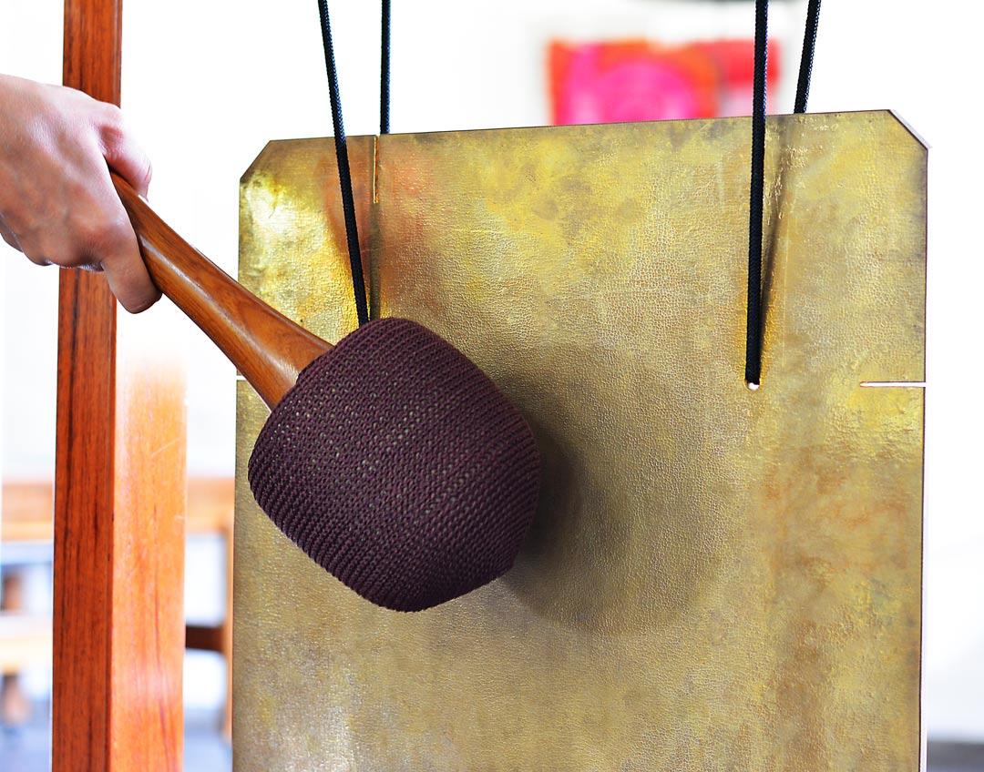 Svaram Auroville Plate Bell