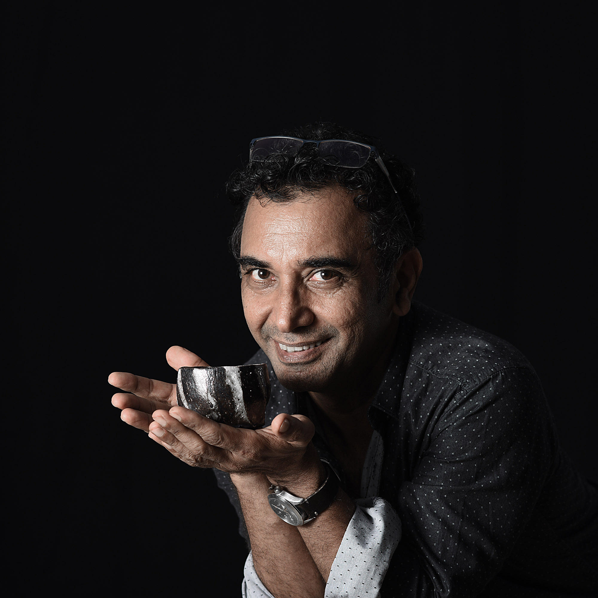 Meet Adil Writer, Ceramic Artist