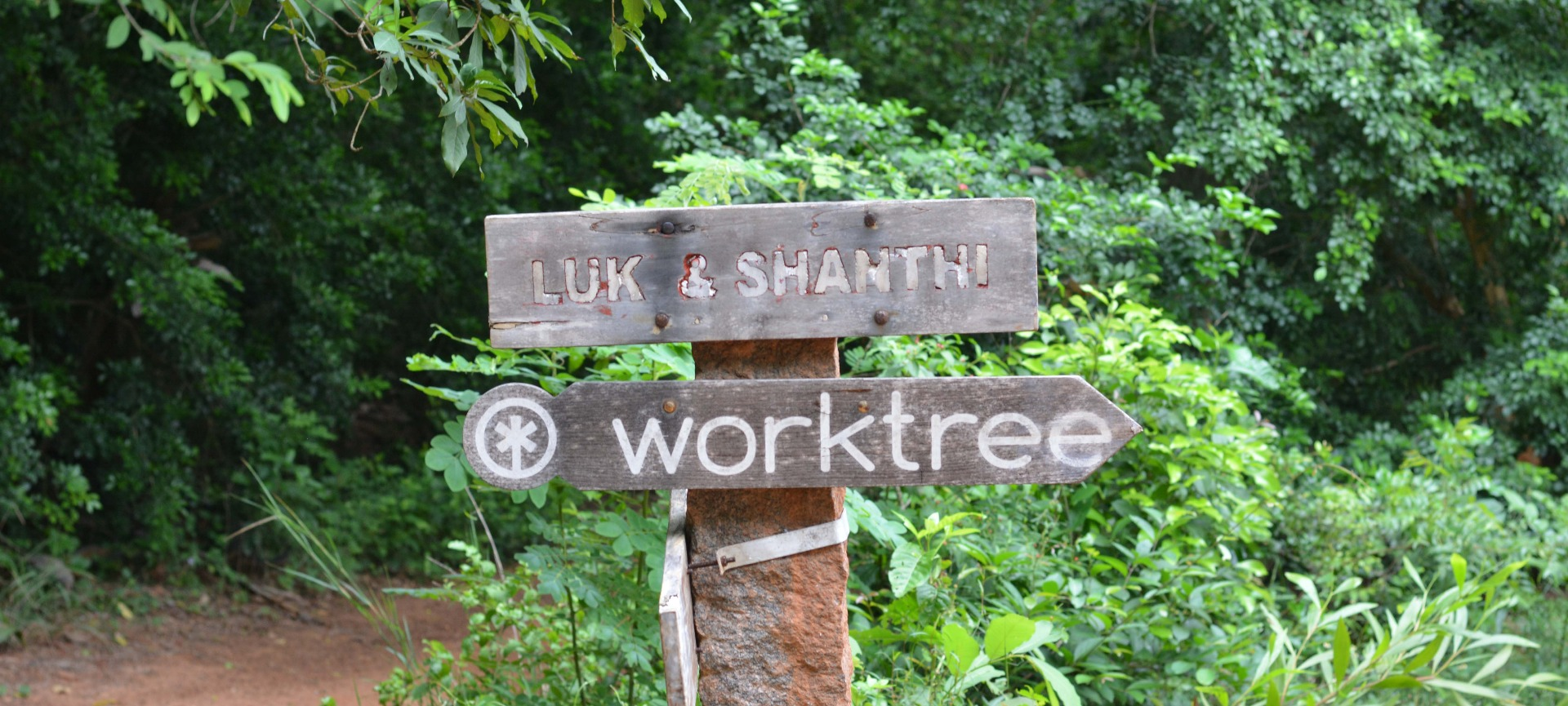 worktree sign