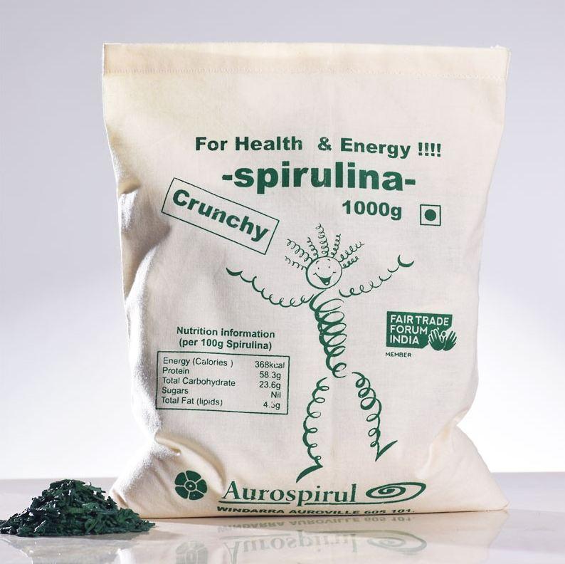 Trending Spirulina