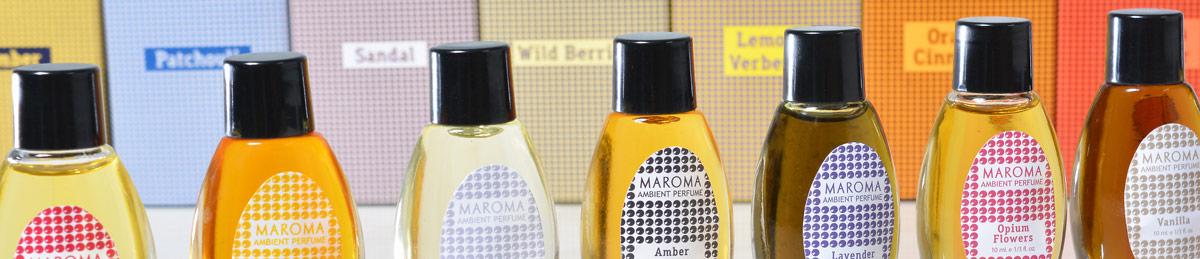 maroma bottles banner