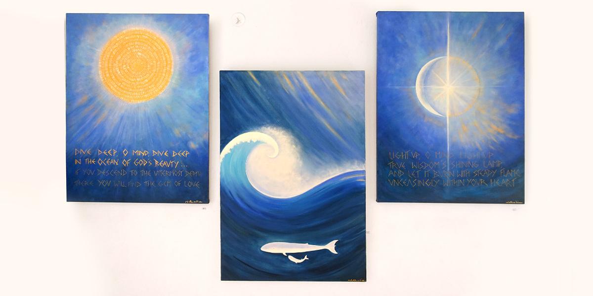 artwork by international artists