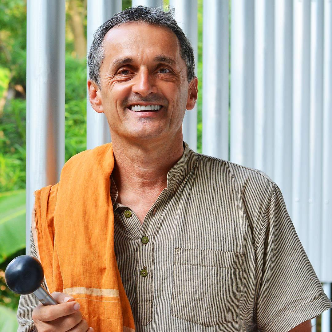 Aurelio the founder of SVrama
