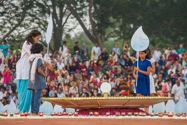 Auroville 50 years