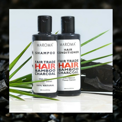 Charcoal Hair care