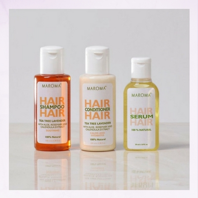 Hair care set]