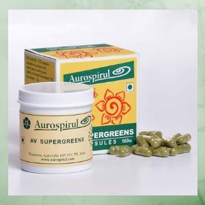 AV Supergreen capsules
