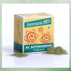 AV Supergreens powder