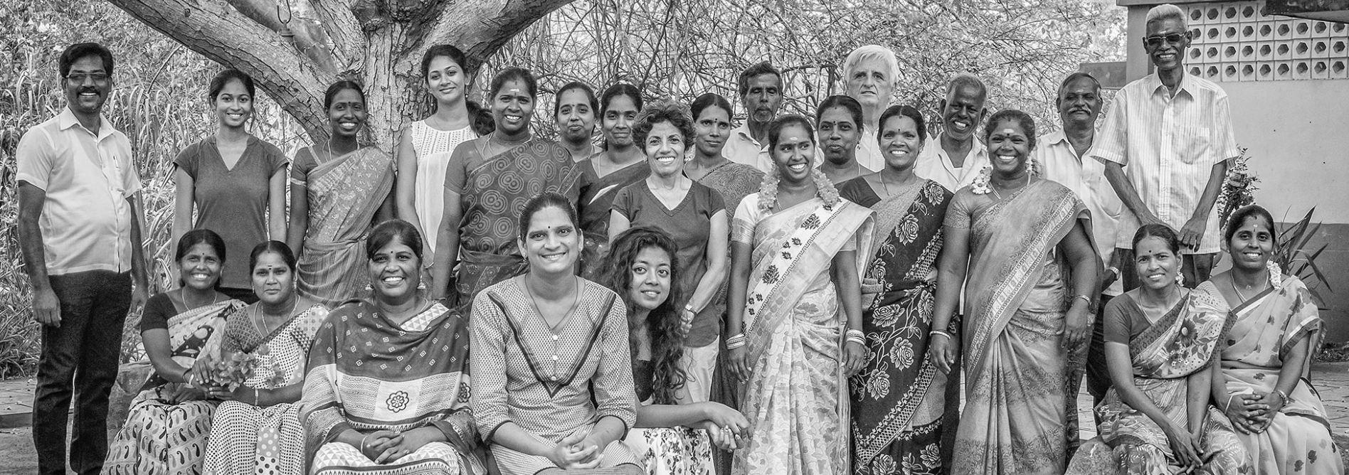 The team of Shradhanjali