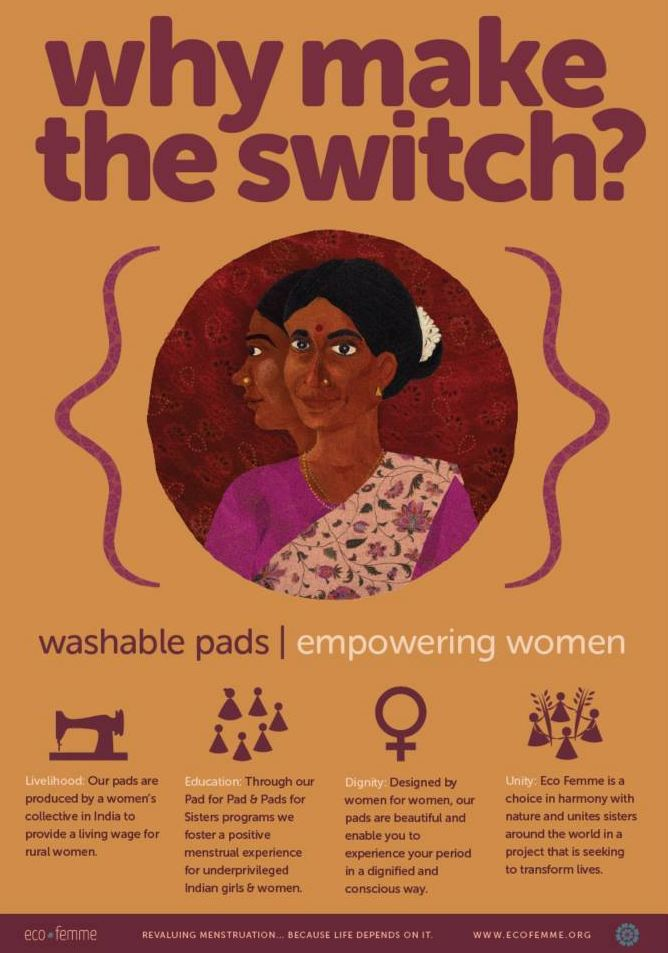 Eco Femme Poster