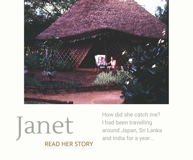 stories of auroville janet