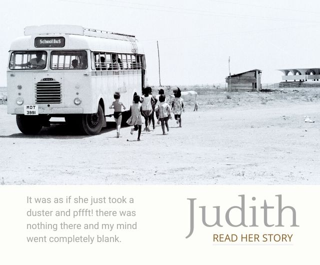 stories of auroville judith