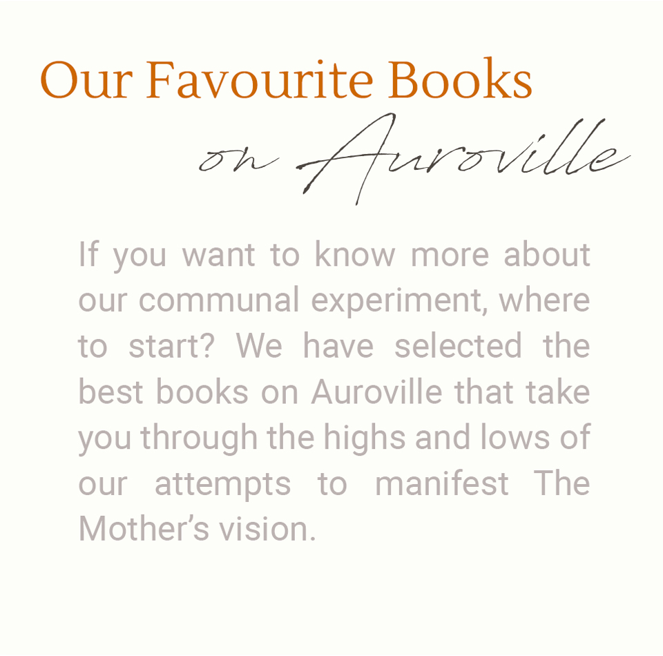 auroville products